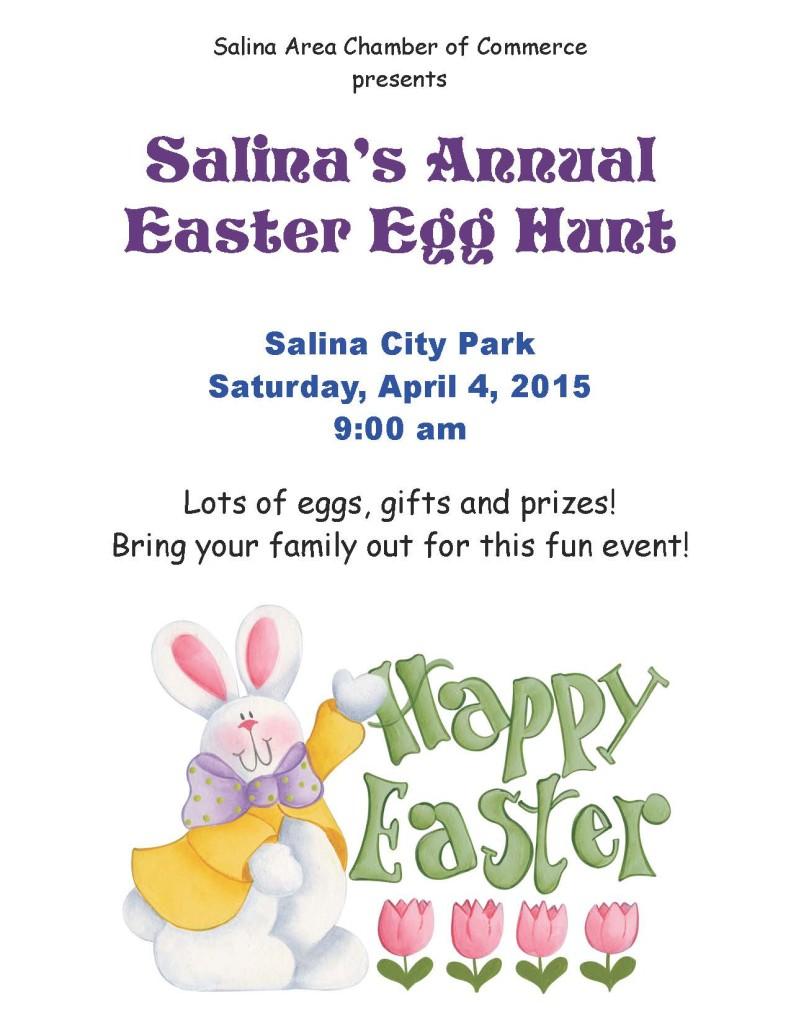 Salina Easter2015