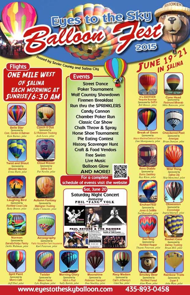 2015 Salina Balloon Festival