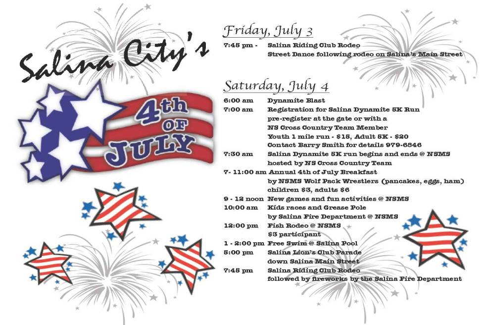 Salina 4th Independence