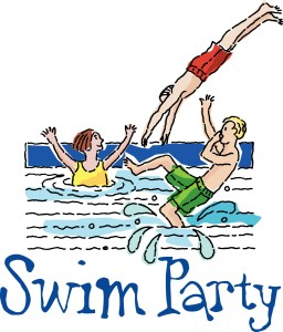Youth-Swim-Party