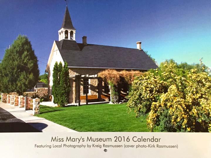 Miss Marys Calendar
