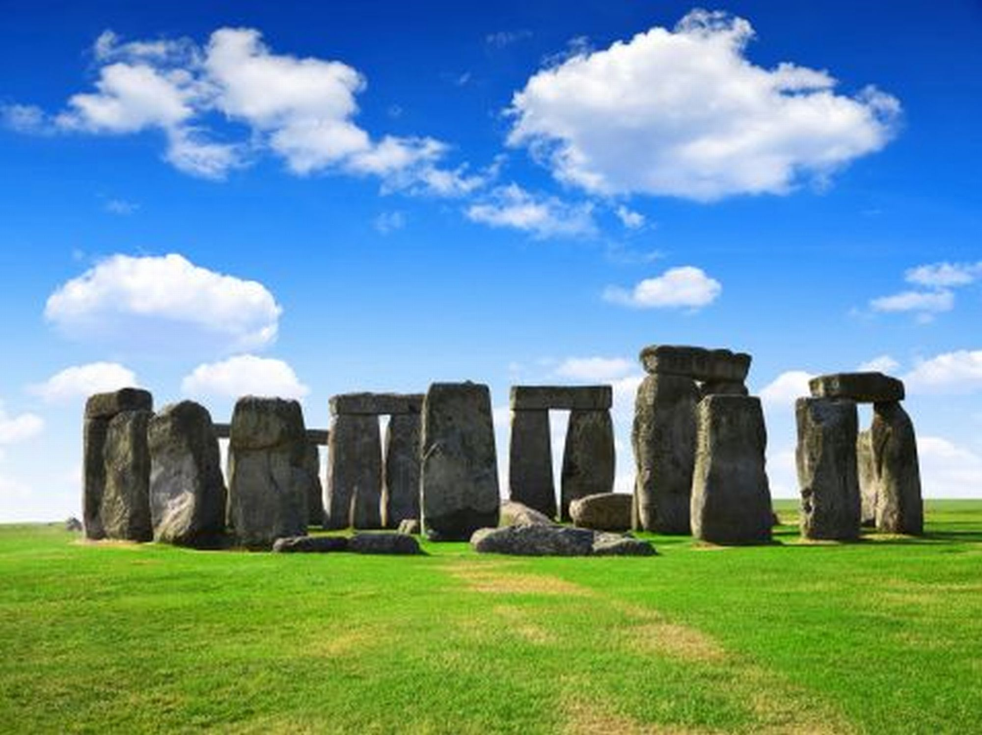 Salisbury Journal: The ancient stone monument Stonehenge.