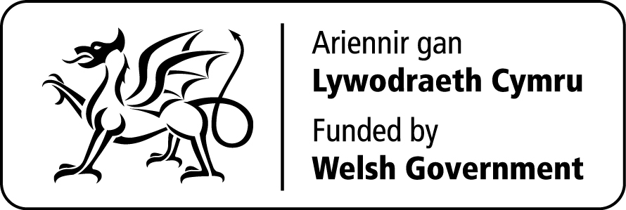 Image result for welsh government funding logo