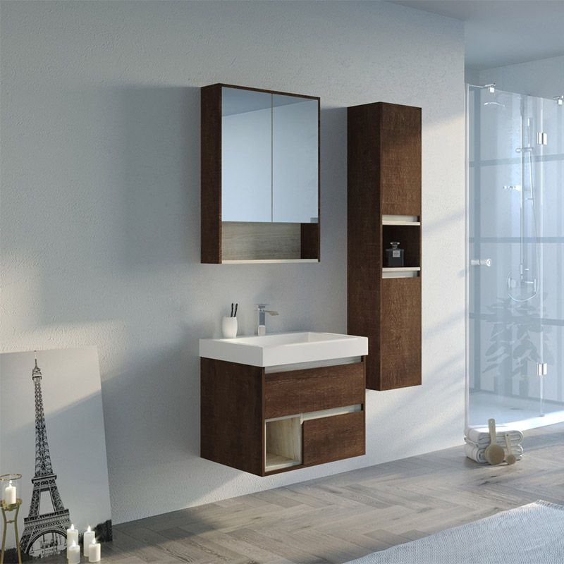meuble salle de bain anzio 600