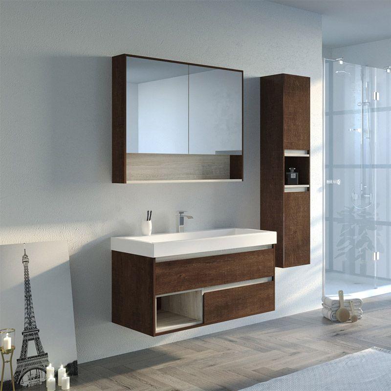 meuble salle de bain anzio 1000
