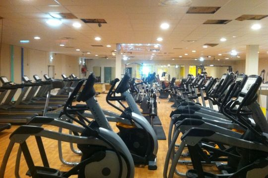 fitness park buchelay 18 rue des