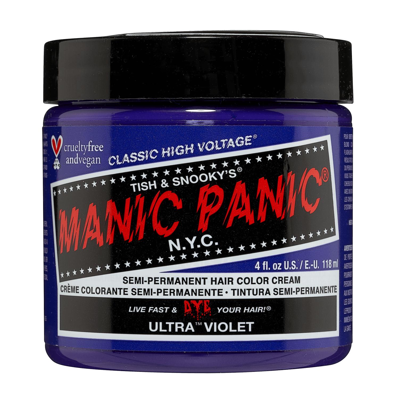 Manic Panic Semi Permanent Cream Hair Color