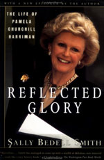 Book cover for Reflected Glory, Pamela Churchill Harriman