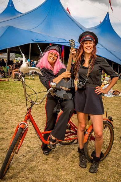 poerty-postie-at-a-festival