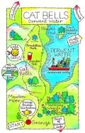cat bells map