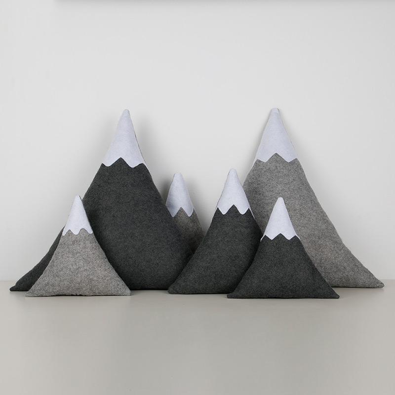 Mountain Cushions