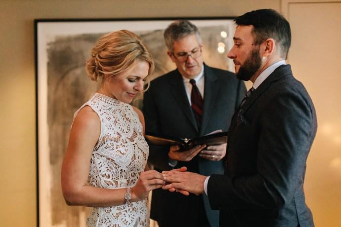 the James Chicago Wedding