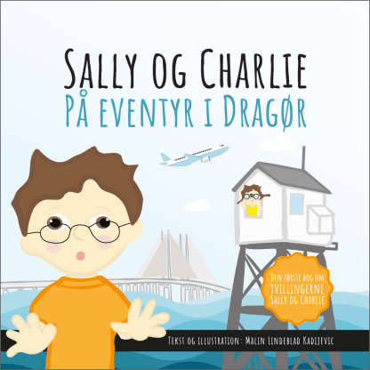 Sally og Charlie på eventyr i Dragør