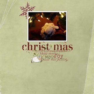 Christmassheep