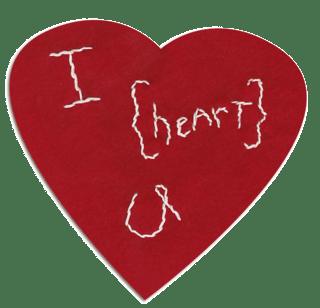 SA_iheartufeltheart