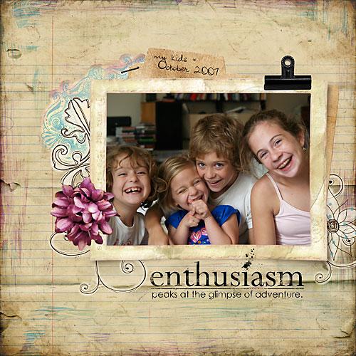 Enthusiastickids