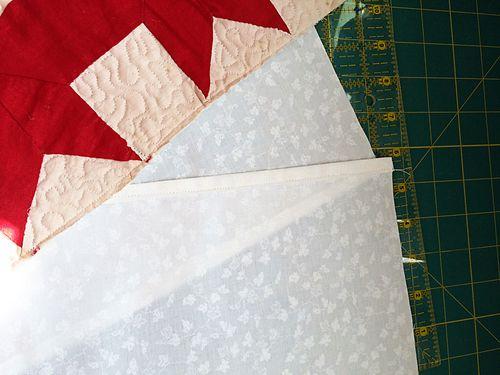 Vintage Quilt Block 7