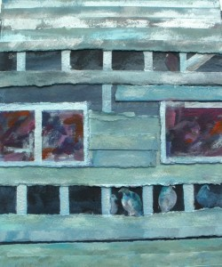 Maltsters Bridge Pigeons