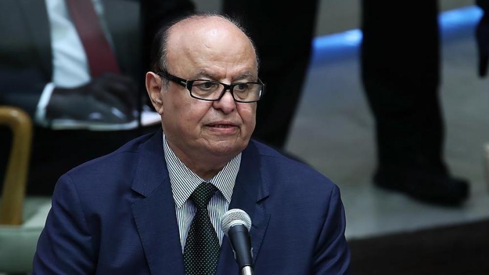 منسبو المن السياسي يطالبون هادي وحكومته بصرف مرتباتهم