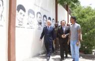 منع المحافظ المفلحي من دخول مبنى محافظة عدن