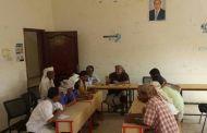 منظمه الدولية للهجرة تزور عدد من المدارس بلودر