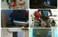 حملة نعيماً 3 بمدينة المكلا تختتم فعالياتها بإستهداف 590 طفل يتيم ومعسور الحال