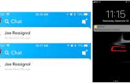 سناب شات يحذرك عندما يسجّل أحدهم الشاشة على iOS 11