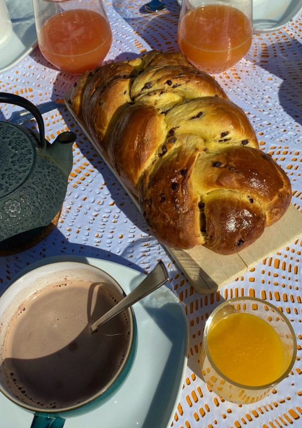 What about the best ever French Brioche for breakfast on Sunday?