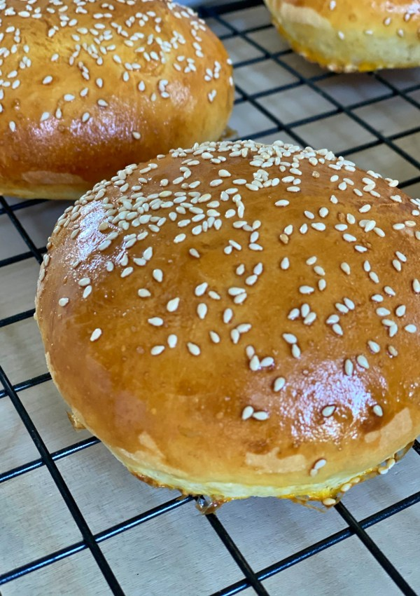 Recipe for the homemade airy burger buns that will convince you to never buy readymades again