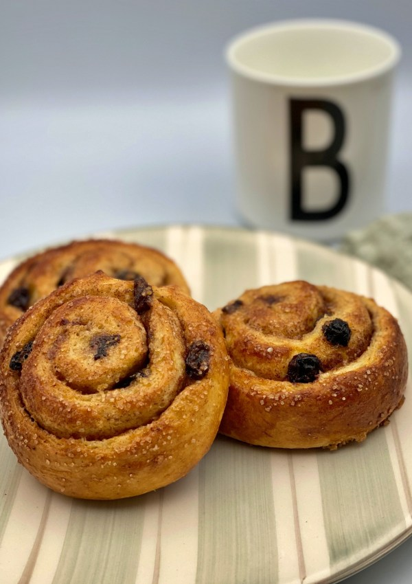 The authentic recipe for the delicious Scandinavian Cinnamon rolls
