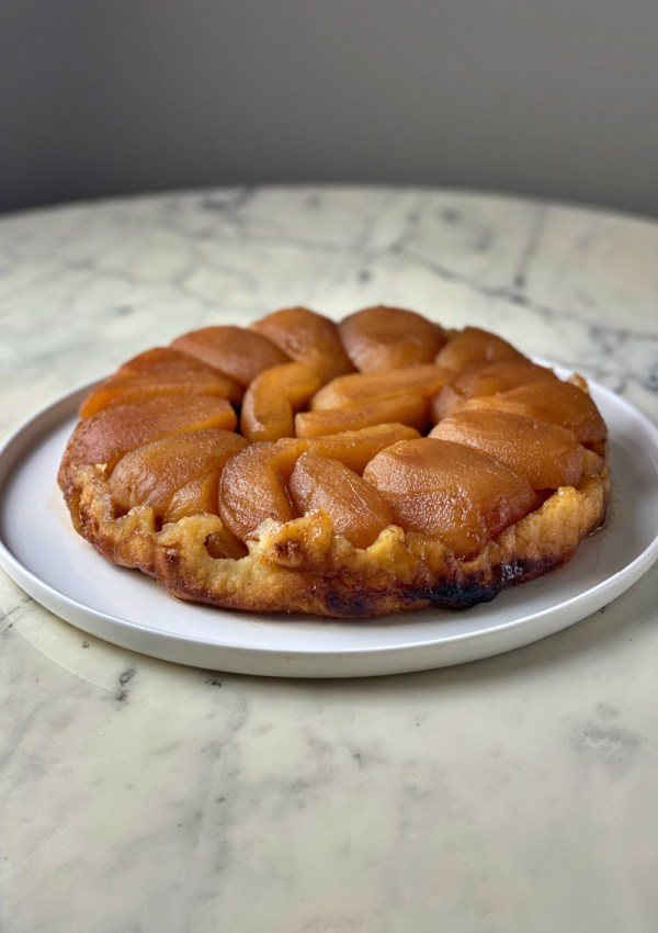 The best in test recipe for the French classic Tarte Tatin