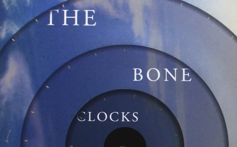 The Bone Clocks – David Mitchell