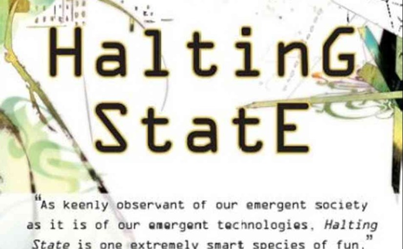 Halting State – Charles Stross