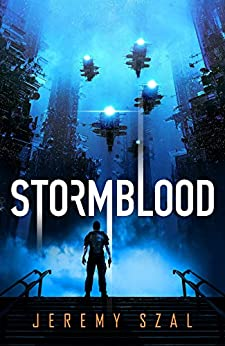 Review: Stormblood by Jeremy Szal