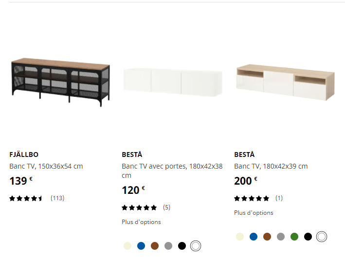comment choisir son meuble tele ikea
