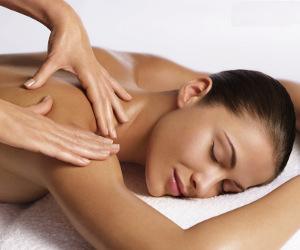 Heerlijke rug en nek behandeling bij Salon14