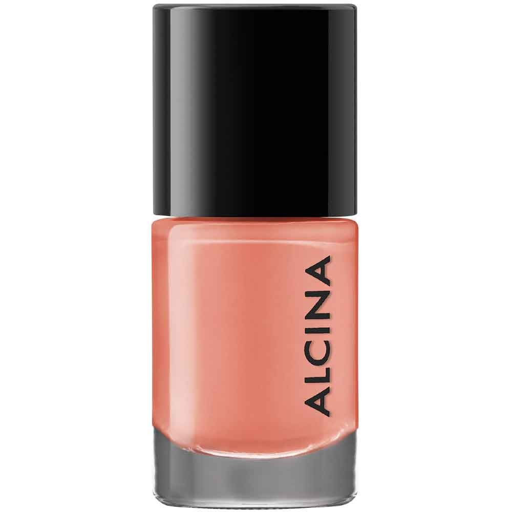 Ultimate Nail Colour apricot nagellak