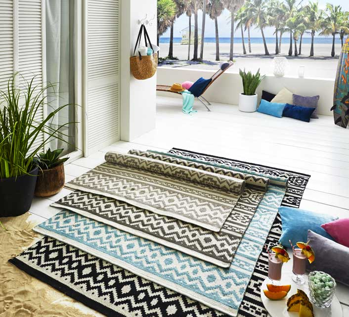 tapis d exterieur haut de gamme cas 200x140cm sable blanc