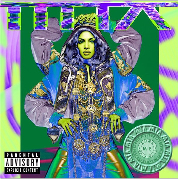 M.I.A. Matangi Album