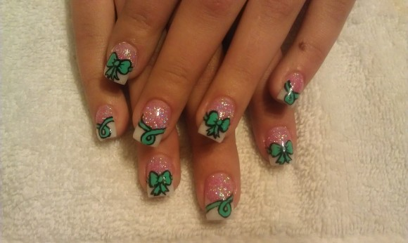 Lorri Silvestre, Nail Designs by Lorri, Grover Beach, Calif.