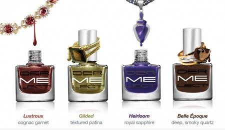 48 dermelect bejeweled collection
