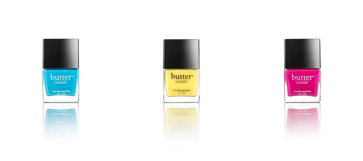 Butter London's Limited Edition Pop Art Collection