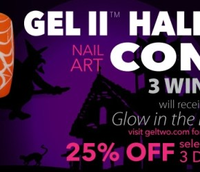 Gel II Nail Art Contest