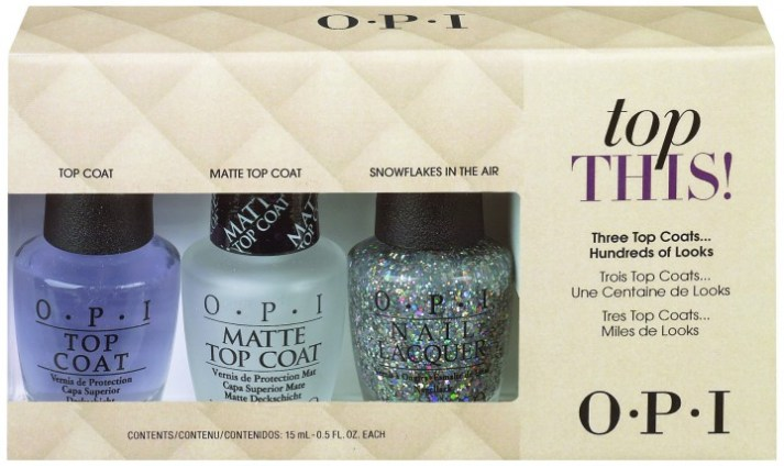 OPI Top This