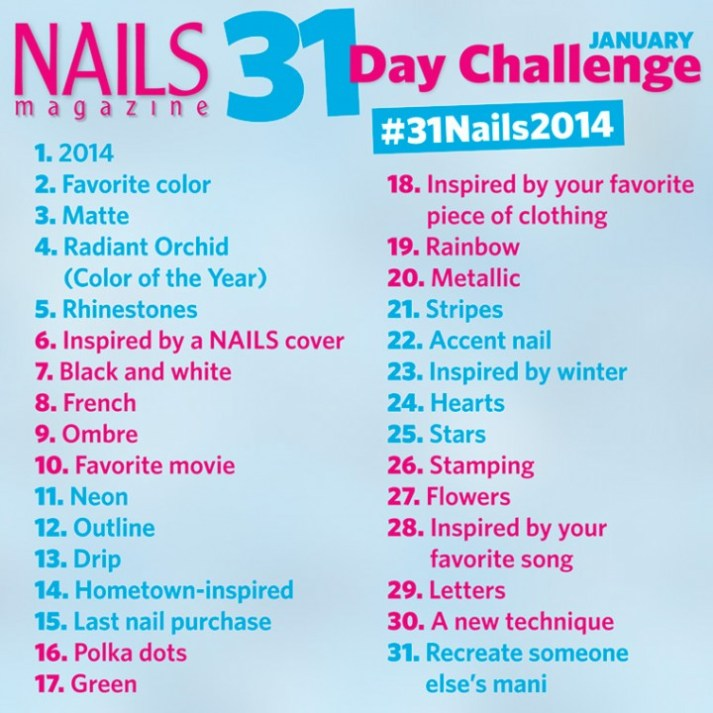 31Nails2014