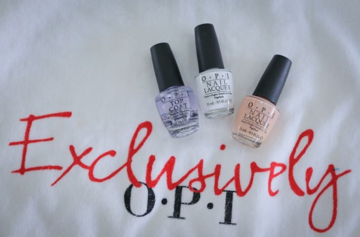 OPI at JOIE NYFW