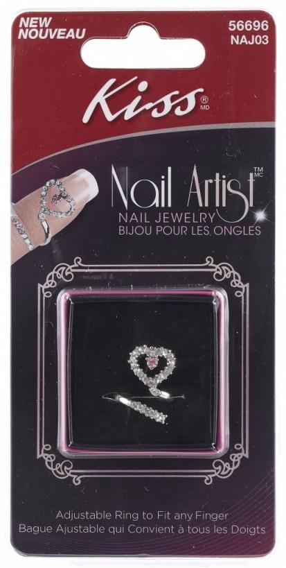 Kiss nail jewelry
