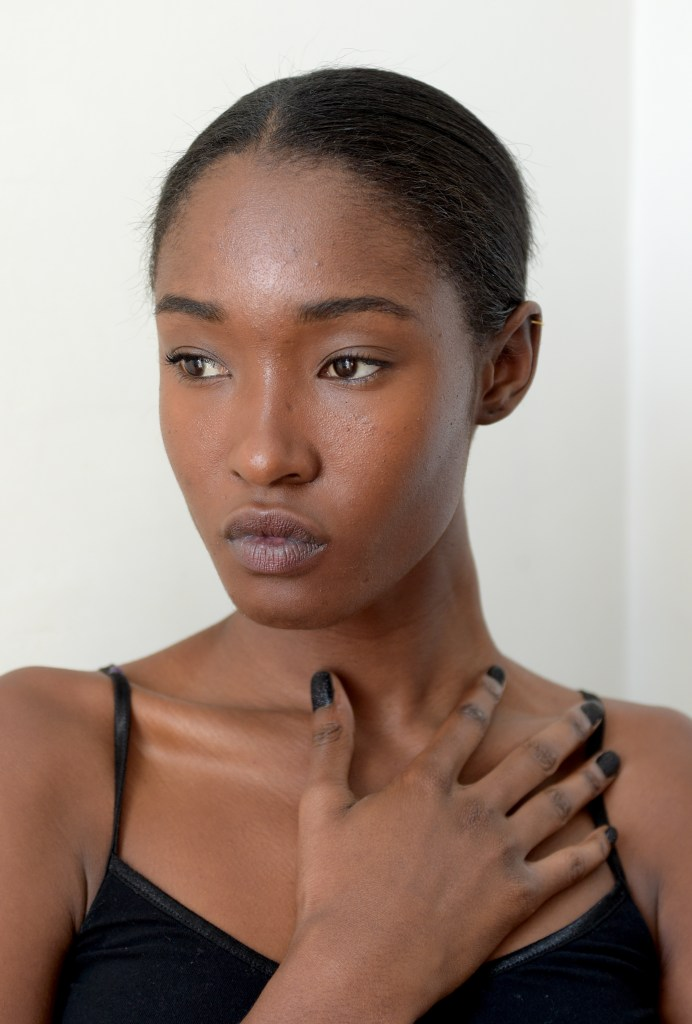CFDA/Vogue Fashion Fund Fashion Show Backstage Beauty By Maybelline New York, Aveda, And Red Carpet Manicure