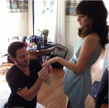Tom and Zooey
