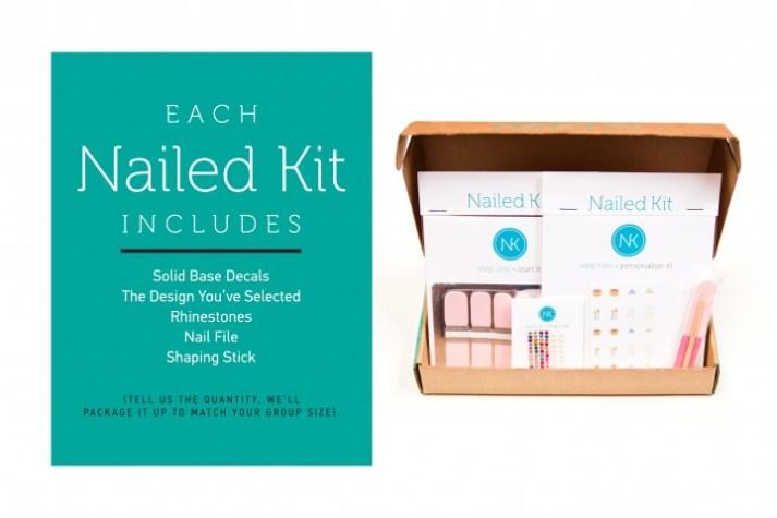 Nailed Kit